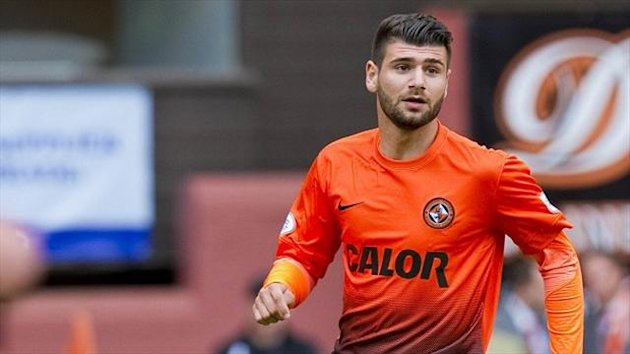 Nadir Ciftci came closest to breaking the deadlock when he hit the post