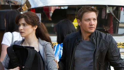 'Dark Knight' Loses Ground to 'Bourne Legacy'