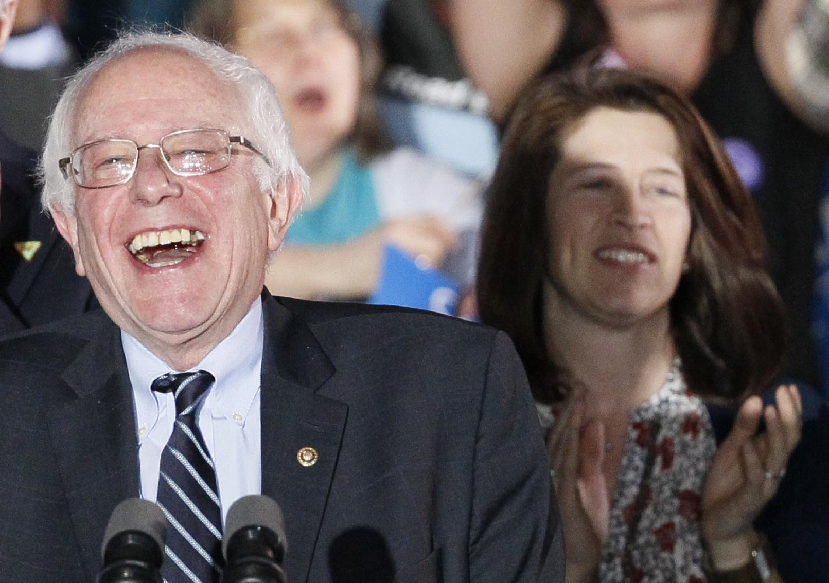 Bernie Sanders raised a whopping amount of cash in the 18 hours after his dominating New Hampshire victory