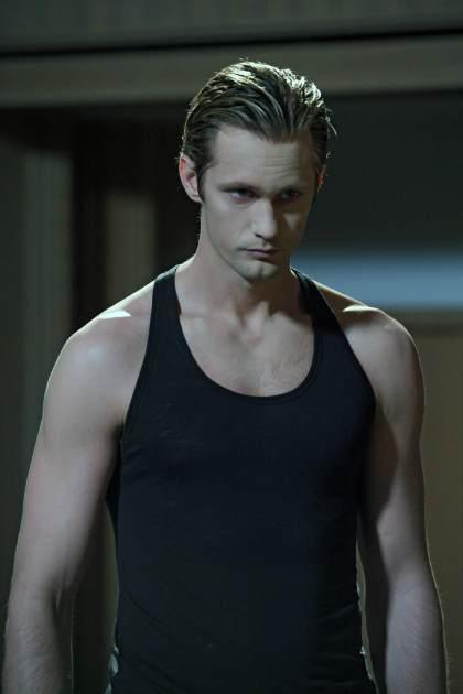 Alexander Skarsgard as vampire Eric Northman on HBO's 'True Blood'  -- HBO