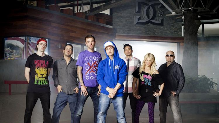 "The cast of ""Rob Dydrek's Fantasy Factory."""