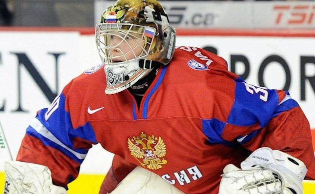 WJC: Vasilevski Expected To Shine In Net For Russia