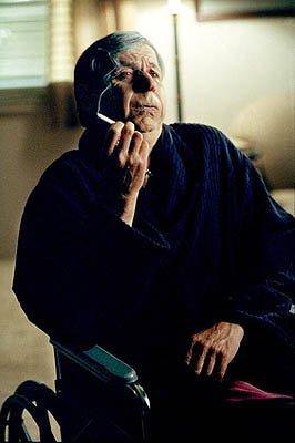 An ailing Cigarette Smoking Man (William B. Davis) resurfaces in the &quot;Requiem&quot; episode of Fox's The X-Files X-Files 
