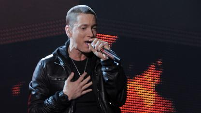 Eminem Announces New 2013 Album