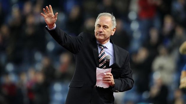Charles Green, pictured, has promised Ally McCoist funds to spend when a signings embargo is lifted