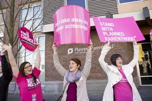 The Susan G. Komen/Planned Parenthood showdown