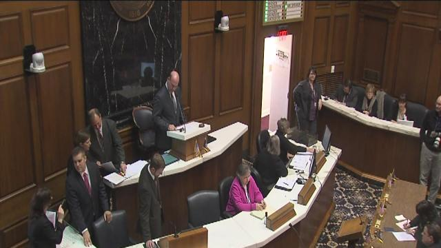 Social issues divide state lawmakers on first day of new session