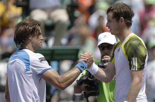 Murray rallies past Ferrer for Sony Open title