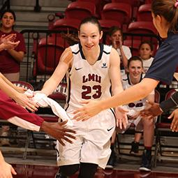 WCC Women's Basketball Player of the Week | February 23, 2015