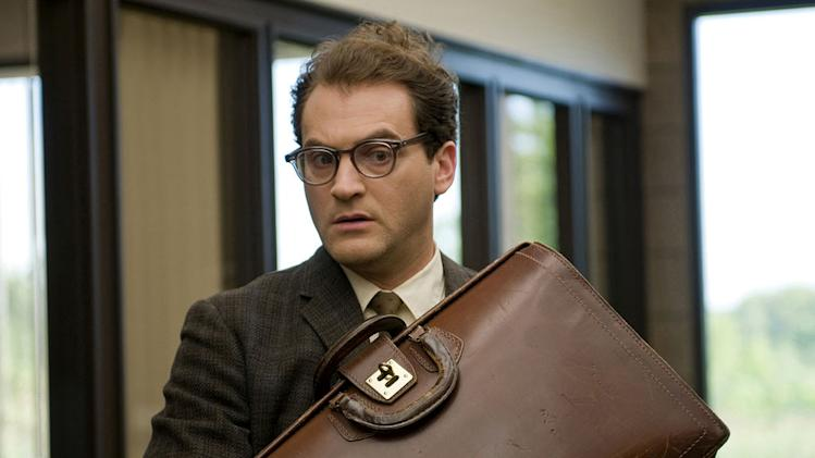 A Serious Man Production Stills Focus 2009 Michael Stuhlbarg
