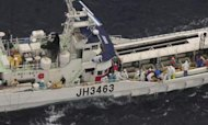 Japanese Fishermen Missing After Collision