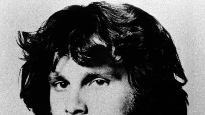 FILE - James Morrison of The Doors in an undated file photo. Outgoing Florida Gov. Charlie Crist Crist told the St. Petersburg Times Tuesday  Nov. 16, 2010 he is looking to pardoning the long-dead rocker Jim Morrison who was convicted of exposing himself at a raucous 1969 concert in Miami. (AP Photo, File)