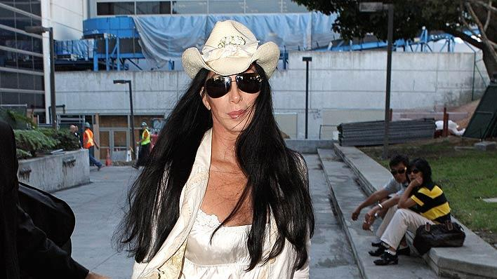 Cher Out InLA