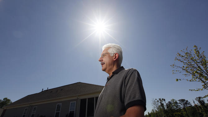 Solar panels cause clashes with homeowner groups