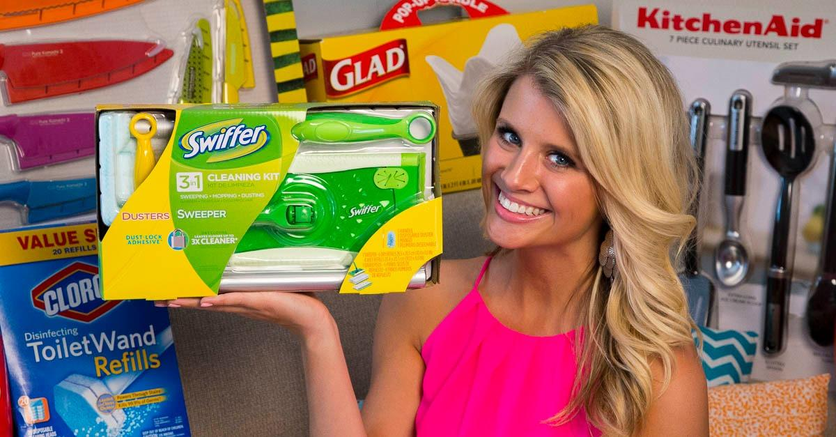 Life Hack #245: Free Samples of Cleaning Supplies
