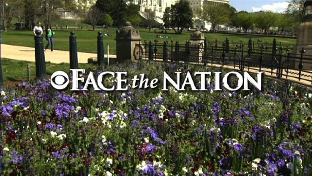 Open: This is Face the Nation, May 5
