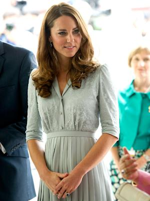 Pregnant Kate Middleton Hospitalized With Hyperemesis Gravidarum: What It Is