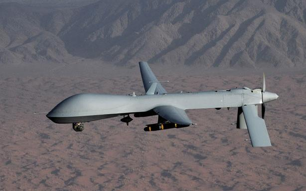 State Department Drones Are Still Patrolling Iraqi Skies