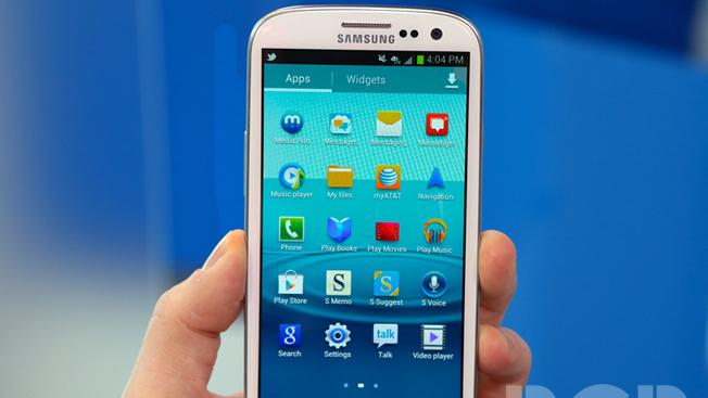 Samsung announces Jelly Bean update plans for American Galaxy S III users