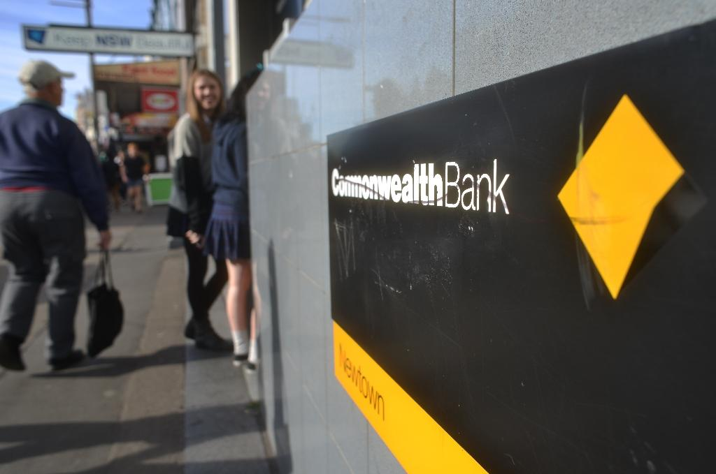 Commonwealth Bank shares plunge after trading update
