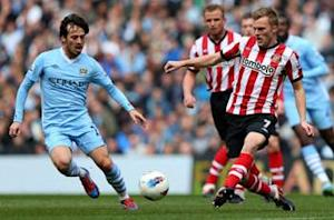 Manchester City 3-0 Sunderland: Kolarov, Aguero and Milner ensure dominant victory