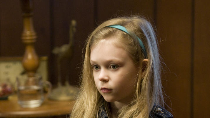 "Hadley Delany in ""Louie."""