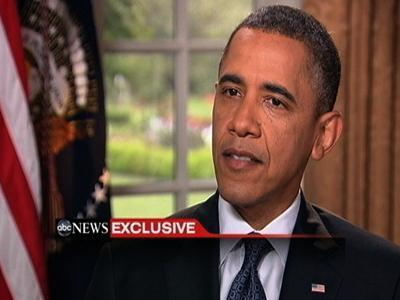 Obama endorses gay marriage