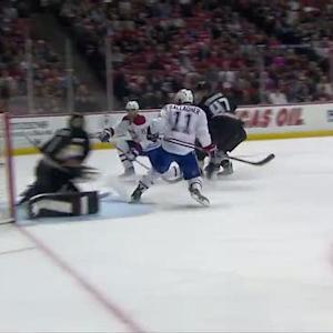 Pacioretty buries one-timer from Desharnais