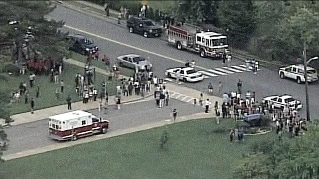 Maryland School Shooter Assembled Shotgun in School Before Attack