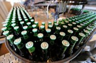 Dutch beer group Heineken on Friday announced a Sg$5.1 billion ($4.1 billion) bid for Singapore's Asia Pacific Breweries (APB) to boost its presence in the region's booming alcohol market