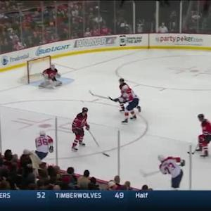 Keith Kinkaid Save on Brandon Pirri (12:09/3rd)