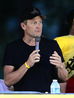 Cycling - Armstrong admits the big lie would have continued