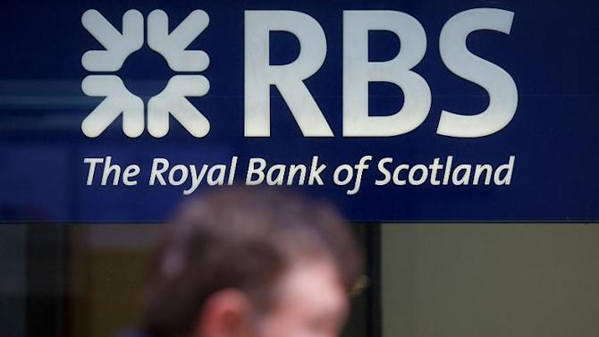 Royal Bank of Scotland (RBS) said net profits almost tripled to £1.425 billion ($2.42 billion, 1.8 billion euros) in the six months to the end of June, compared with the same period in 2013