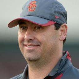 Pac 12 Media Days: USC's Steve Sarkisian Feeling No Pressure