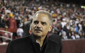 Eric Holder Will Be Sticking Around as Attorney General
