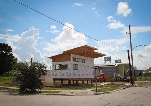 Curbed New Orleans: Here's Make it Right and FYI Network's Tiny House in NOLA