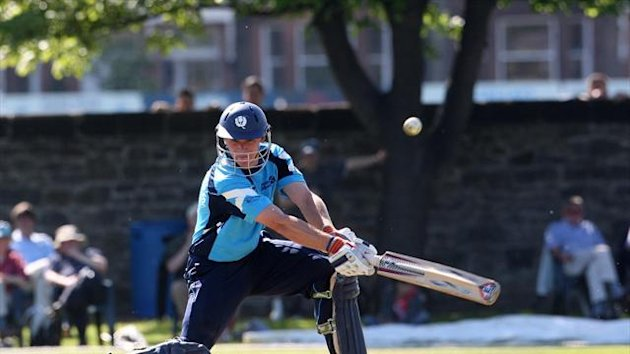 Richie Berrington's 51 proved in vain for Scotland