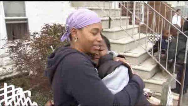 AC residents return home post Sandy