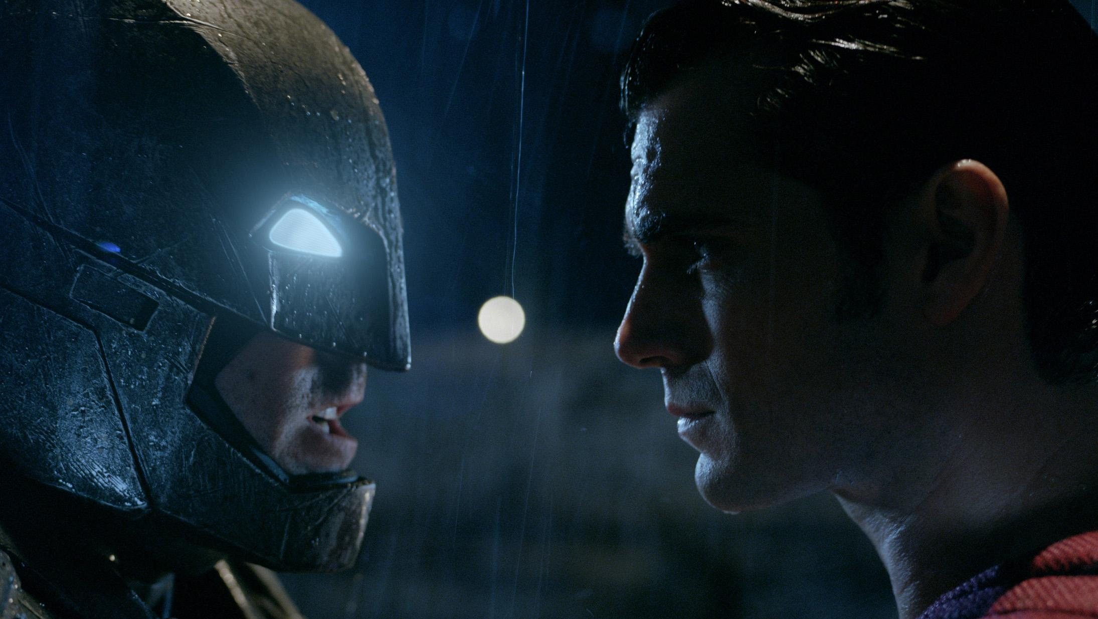 'Batman v Superman' Scores Coveted Day-And-Date China Release