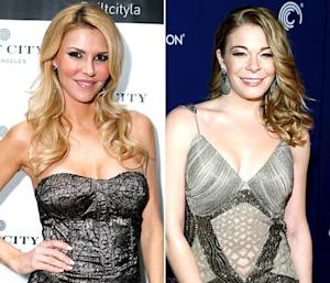 Brandi Glanville: When LeAnn Rimes Has Her Own Kids, We'll Live in Peace