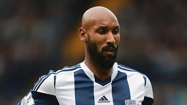 Nicolas Anelka has been on compassionate leave