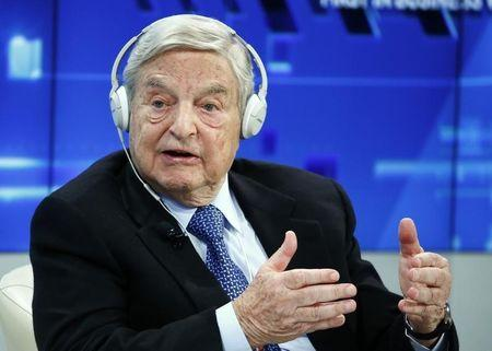 Soros says ready to invest $1 billion in Ukraine if West helps