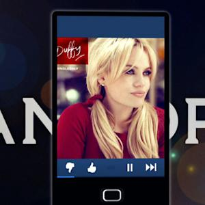 Pandora streams music to more than 70 million listeners