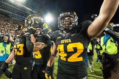 Iowa changed everything it could without losing its identity. Now it's a Playoff contender