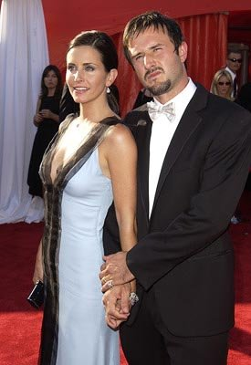Courteney Cox, David Arquette 55th Annual Emmy Awards - 9/21/2003