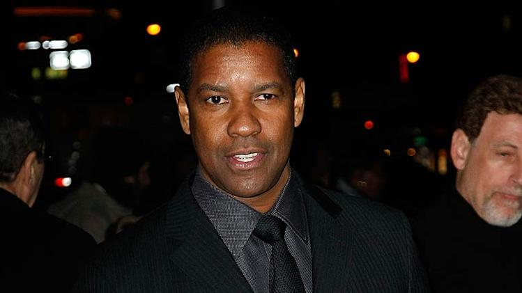 Denzel Washington Letterman