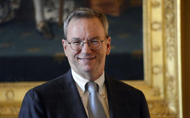 Why Is Eric Schmidt Going to North Korea?