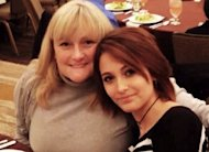 Paris Jackson Poses with Mother Debbie Rowe Holidaying in Hawaii for Christmas