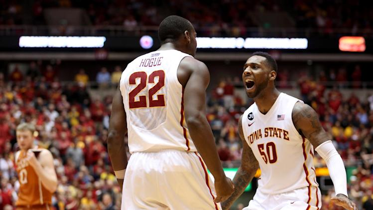 No. 17 Iowa State beats No. 19 Texas 85-76