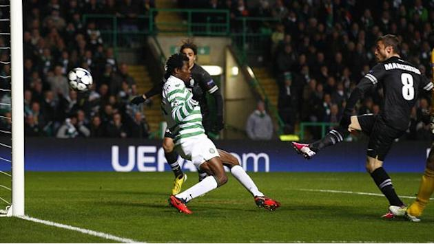 Champions League - Ruthless Juventus punish Celtic